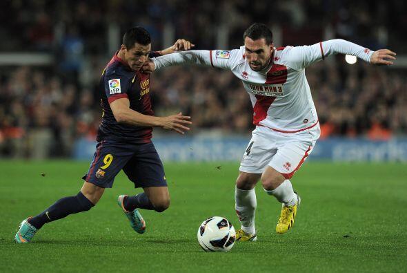 Barcelona acaparaba las miradas de la jornada dominical en la fecha 28 d...