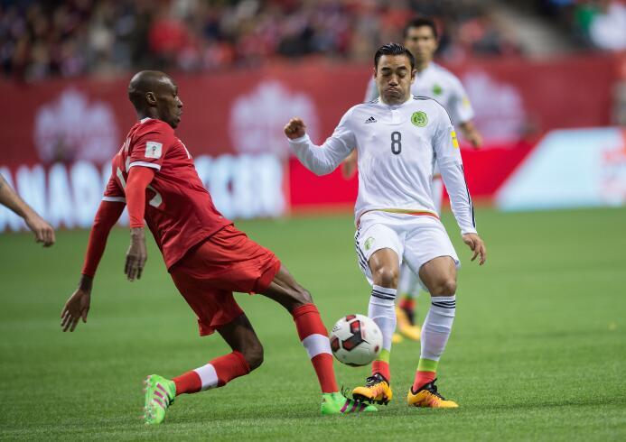 Calificamo a México vs. Canadá
