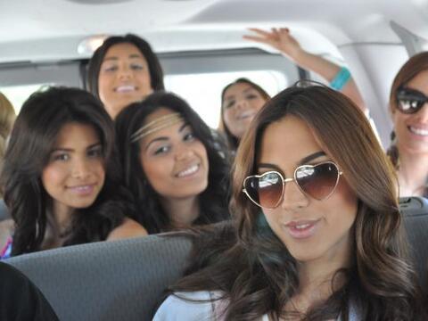Marisela le presentó a las chicas el reto de KIA, ellas pusieron...