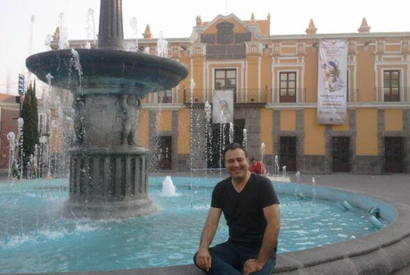 El teatro principal de Puebla, considerado el teatro más antiguo de Amér...