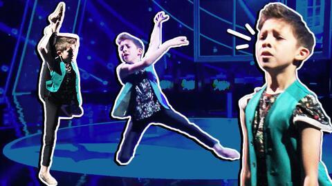 Patricio (¿o Billy Elliot?): el niño que nos recordó que los chicos tamb...