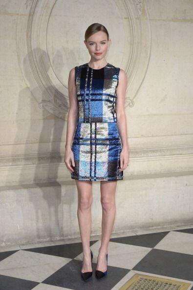 Kate Bosworth se unió a los famosos que están invadiendo París pues no p...