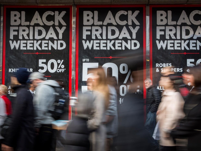 Descuentos en Black Friday y Cyber Monday