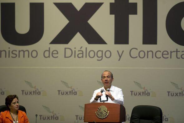 """México planteó a los países de Centroamérica """"relanzar"""" el Mecanismo de..."""