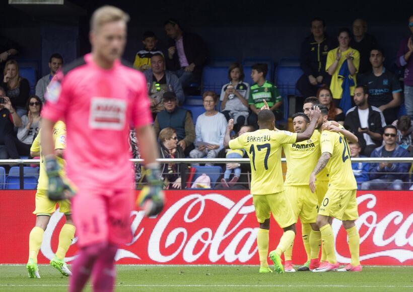 Eibar gana al Villarreal en duelo de aspirantes a Europa League 63626651...