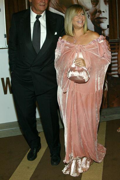 ¿La Pantera Rosa? ¡No!, era Barbara Streisand, quien fue una de las peor...