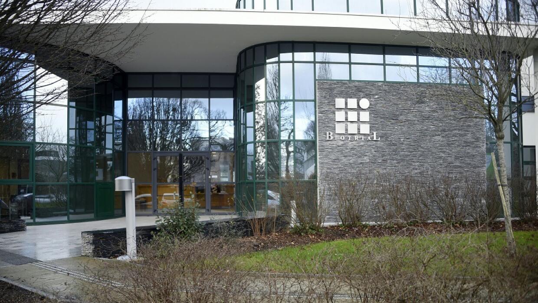 Laboratorio de Biotrial en Rennes