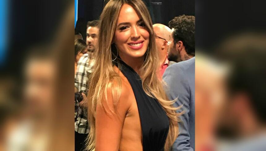 Shannon de Lima presumió su piel bronceada a su llegada a los Premios Ju...