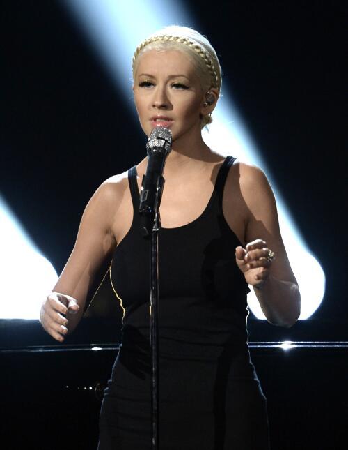 Cristina Aguilera