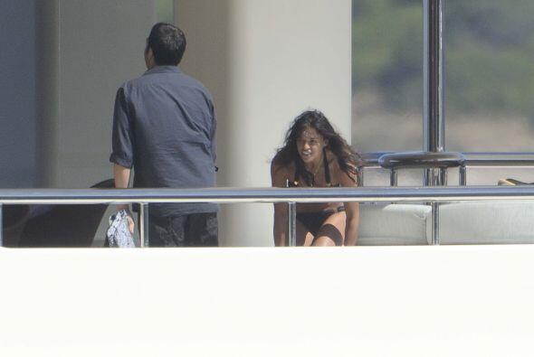Michelle Rodríguez es un regalazo a la pupila, sobre todo cuando anda de...