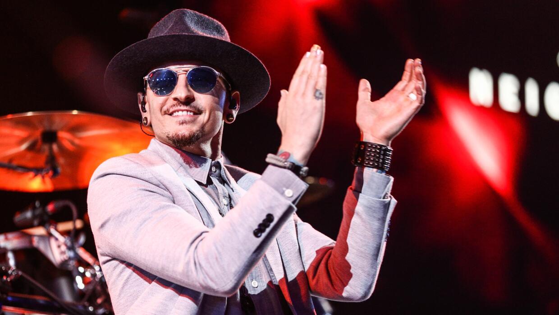 Chester Bennington, vocalista de Linkin Park