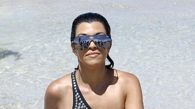 #WCW Kourtney Kardashian tiene el mejor cuerpo del verano
