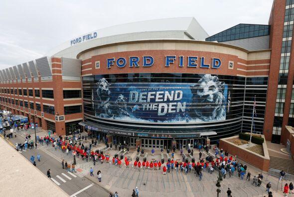 Jueves, Nov. 26 -- Eagles vs. Lions, Ford Field, Detroit, Mich. (AP-NFL).