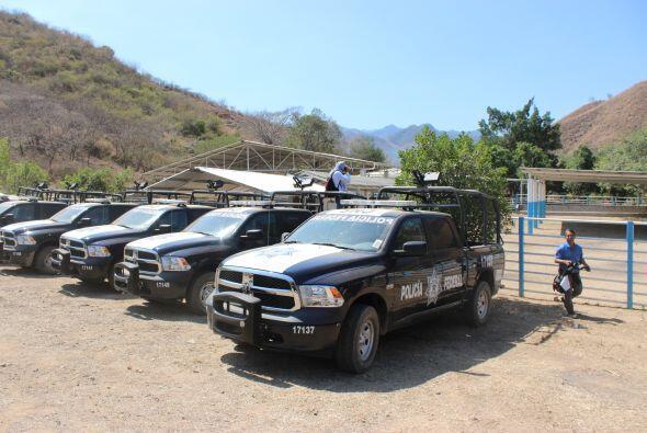 El rancho conocido como Paso de Cucha, se construyó a cinco kilómetros d...