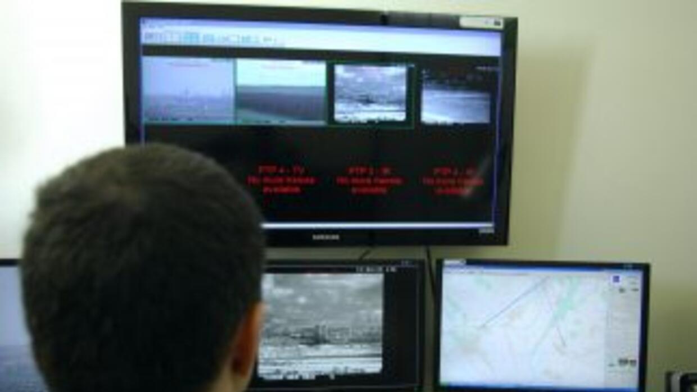 Serán monitoreadas por agentes estatales a lo largo de las 24 horas el día.