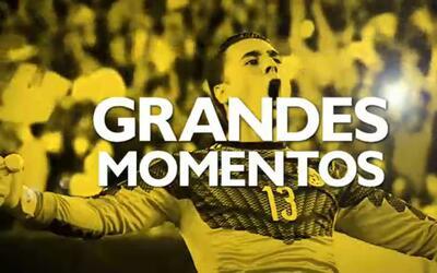 Grandes Momentos de la Copa Oro
