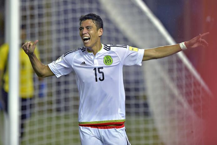 5. Héctor Moreno (PSV Eindhoven - Holanda) - El defensor, líder en su cl...