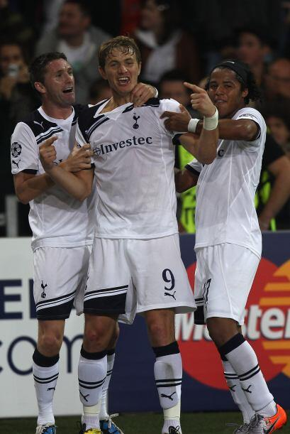Dos Santos tuvo participación con los 'Spurs', pero apenas y era signifi...