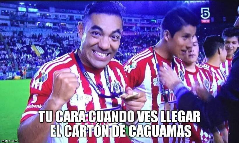 Memes Copa MX