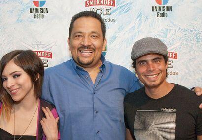 El concierto era con el cantante venezolano Jeremías.