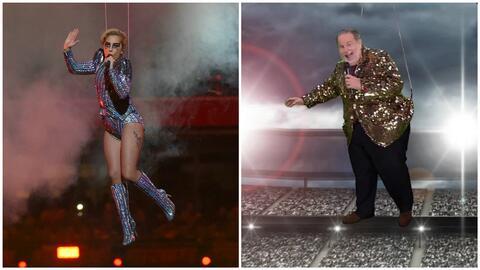 Que se cuide Lady Gaga porque 'Gordo Gaga' llegó para destronarla