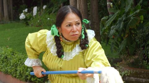 ¡Triste noticia! Muere María Elena Velasco, 'La India María'