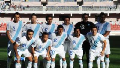 Selección de Guatemala.