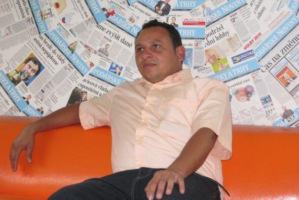 El periodista independiente Roberto de Jesús Guerra, director de la Agen...