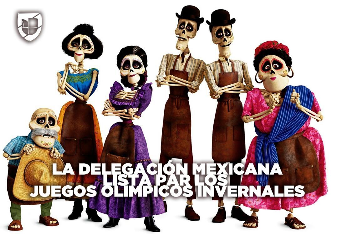 Memes del uniforme de México para los Juegos Olímpicos de Invierno  what...