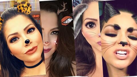 Ana Patricia selfies animadas