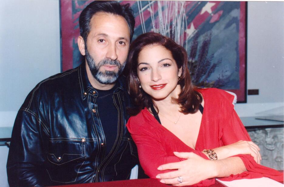 Gloria Estefan en los 80s