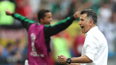 Los 77 jugadores que convocó Juan Carlos Osorio al Tri en su mandato
