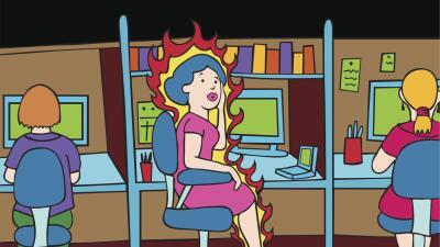 Por qué es importante hablar de la menopausia en el trabajo