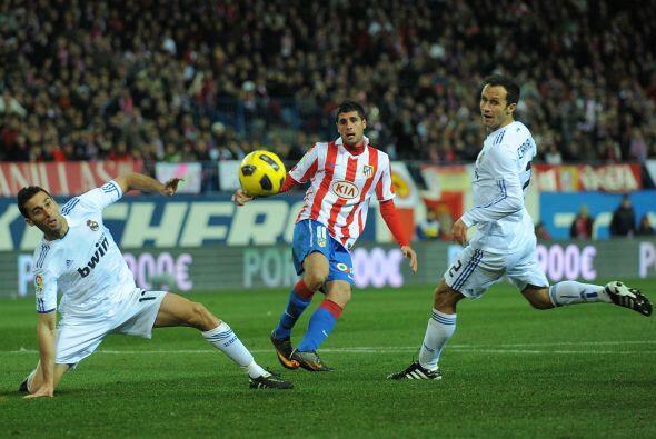 El cuadro de Diego Simeone ha sabido ir controlando al Real Madrid con e...