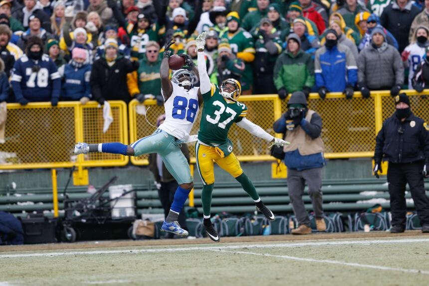 Momentos memorables en la rivalidad Cowboys - Packers
