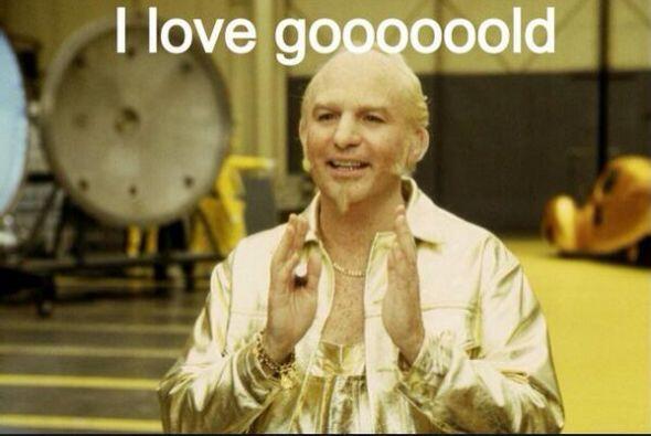 Goldmember quería ya pasar a la final. Todo sobre el Mundial de Brasil 2...