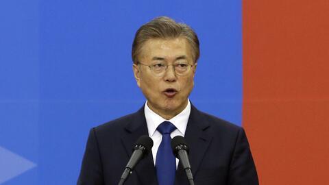 Moon Jae In, nuevo presidente de Corea del Sur