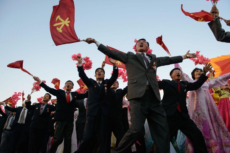 Corea del norte vida diaria
