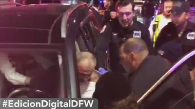 Policía forcejea agresivamente con un conductor enfermo y otras tendencias en la redº