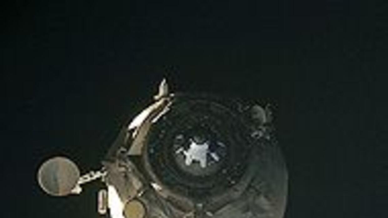 La de carga rusa Progress no pudo acoplarse a la Estación Espacial Inter...