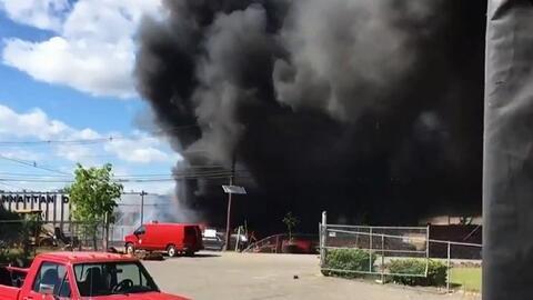 'Nueva York en un Minuto': autoridades federales investigan el accidente...
