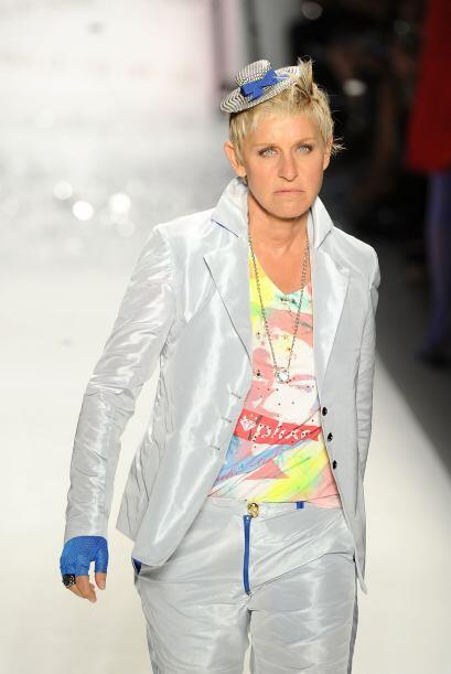 ¡Entra un comediante a la lista! Ellen DeGeneres con 16 millones de segu...