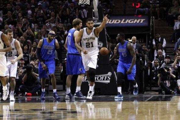 Se acabó la primera ronda de la fase final de la NBA con el triunfo arro...