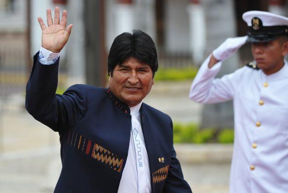 MAYO DE 2012- A través de un decreto del presidente Evo Morales, se dete...