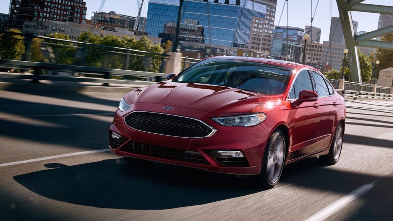 Los Ford Fusion 2017 donde se consiguió la droga fueron ensablados en He...
