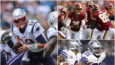 ¡Miles de millones! Los 10 equipos más valiosos de la NFL, según la revista Forbes