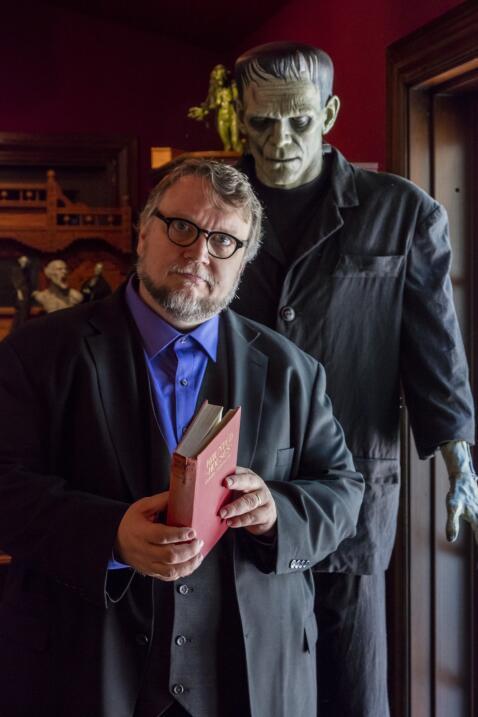 Frankenstein es un personaje que ha marcado a del Toro desde su juventud...