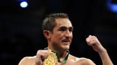 Marco Antonio Rubio buscará ir contra Domenico Spada.
