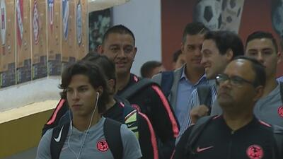 ¡El América ya llegó al Azteca! Se acerca la Semifinal contra Pumas