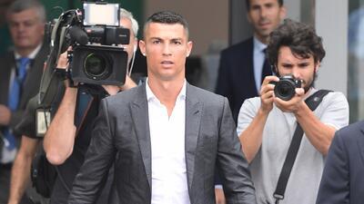 ¿Cristiano Ronaldo debutará frente al Real Madrid en la International Champions Cup?